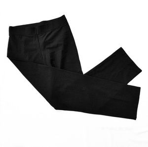 EILEEN FISHER • Black Slacks